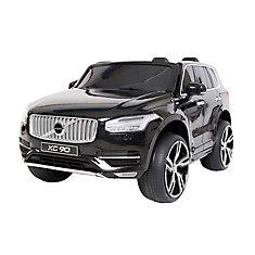 Black Volvo XC90 Kids' Ride-On Toy