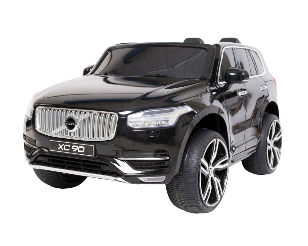 Kidsquad Black Volvo XC90 Kids' Ride-On Toy