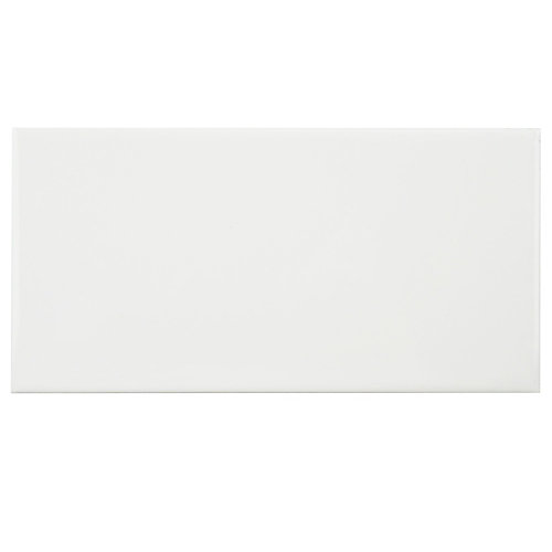 Park Slope Subway Glossy White 3-inch x 6-inch Ceramic Wall Tile (19.18 sq. ft. / case)