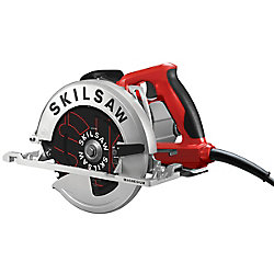 SKILSAW SIDEWINDER SOUTHPAW 15 amp 7.25-inch Magnesium Left Blade Circular Saw with Carbide Blade