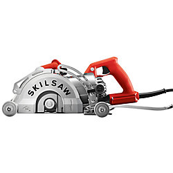 SKILSAW MEDUSAW 7-inch 15 amp Corded Aluminum Worm Drive Concrete Saw