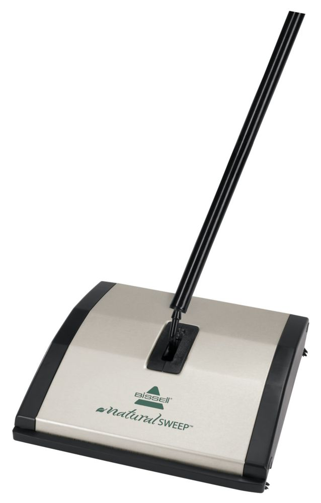 Natural Sweep  Dual Brush Cordless Sweeper