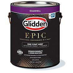 EPIC Interior Latex Eggshell Accent 3.37L-82306