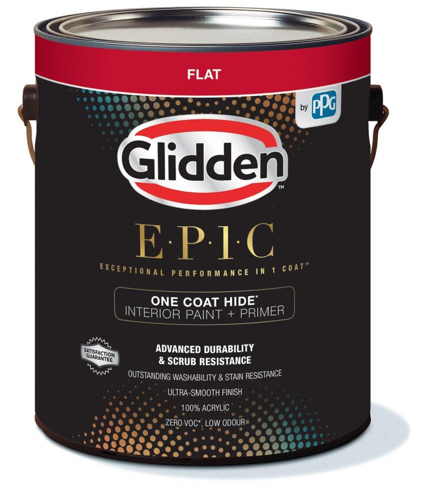 EPIC Interior Latex Flat Accent 3.37L-82106
