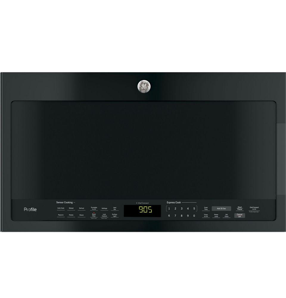 GE Profile 2.1 cu.ft Over the Range Microwave