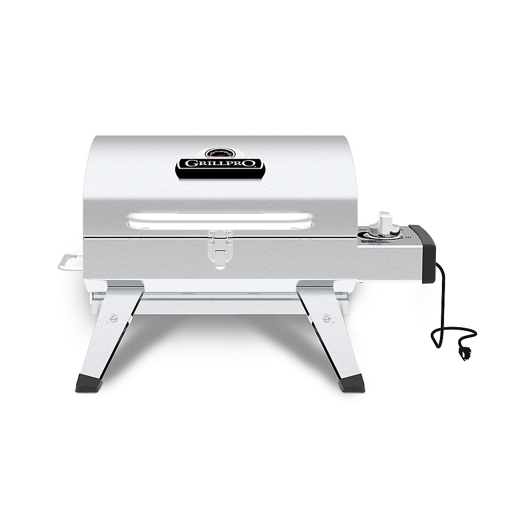 Stainless Electric Portable