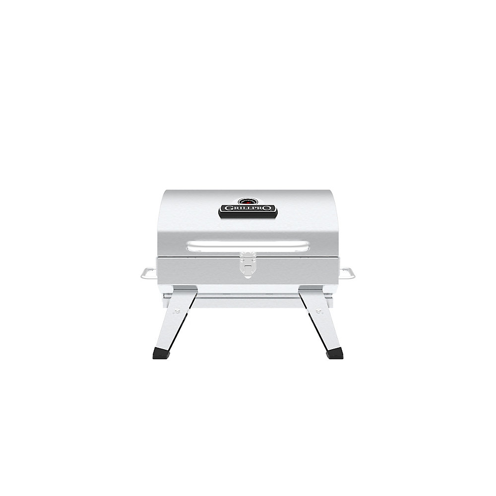 Stainless Charcoal Portable