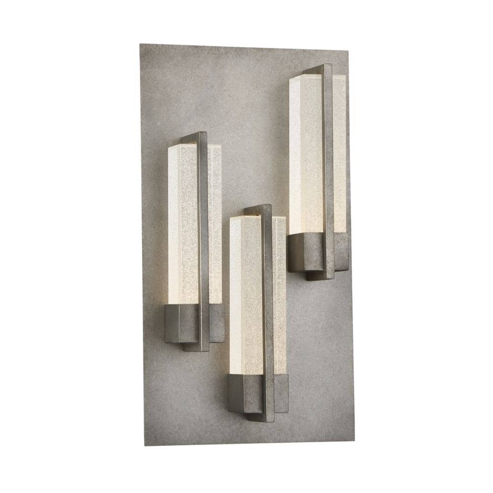Eurofase Pari LED 3-Light Outdoor Wall Sconce - 33693-019