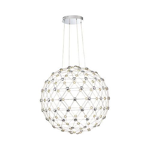 Siena Large Globe LED Chandelier