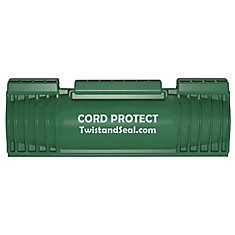 Heavy Duty Cord Protector, Green