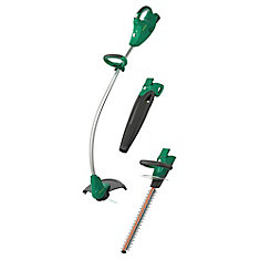 20V Cordless Multi-Tool String Trimmer, Hedge Trimmer and Leaf Blower