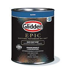 CIL EPIC Interior Latex Satin Medium 872mL-82408