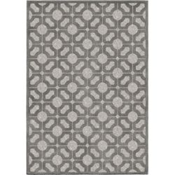 Orian Rugs Huron Silverton 5 ft. 2-inch x 7 ft. 6-inch Indoor Area Rug
