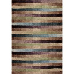 Orian Rugs Dynamic Rainbow 5 ft. 3-inch x 7 ft. 6-inch Indoor Area Rug