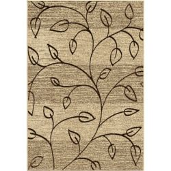 Orian Rugs Kingwood Driftwood 7 ft. 8-inch x 10 ft. 10-inch Outdoor Area Rug