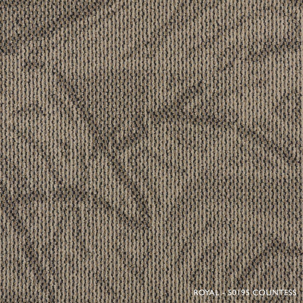 Astella Royal Countess Modular Carpet Tile (21.53 sq. ft. /case)