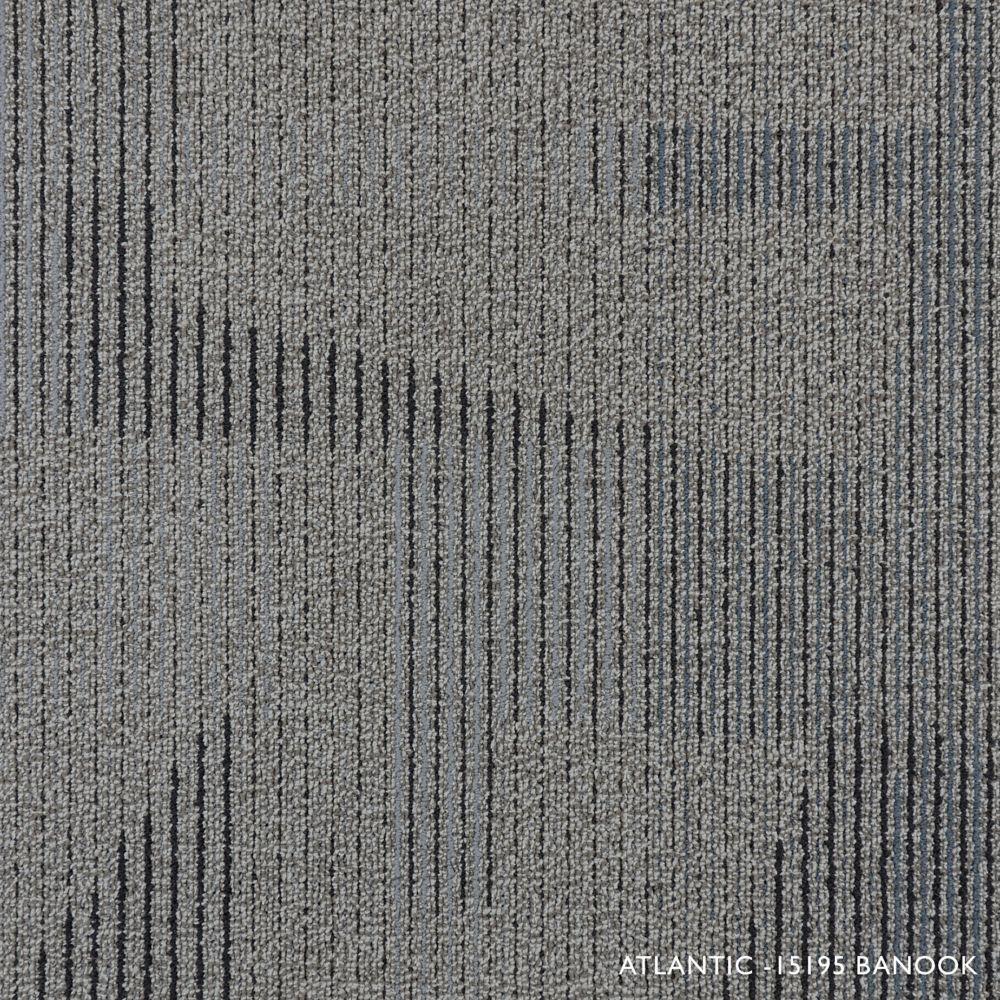 Astella Atlantic Banook Modular Carpet Tile (21.53 sq. ft. /case)