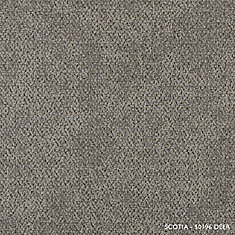 Modular Scotia Deer Loop 19.68-inch x 19.68-inch Carpet Tile (8 Tiles/case)