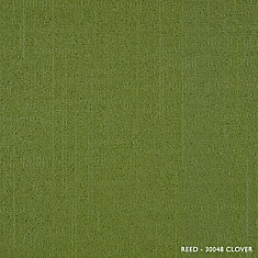Modular Reed Clover Loop 19.68-inch x 19.68-inch Carpet Tile (8 Tiles/case)