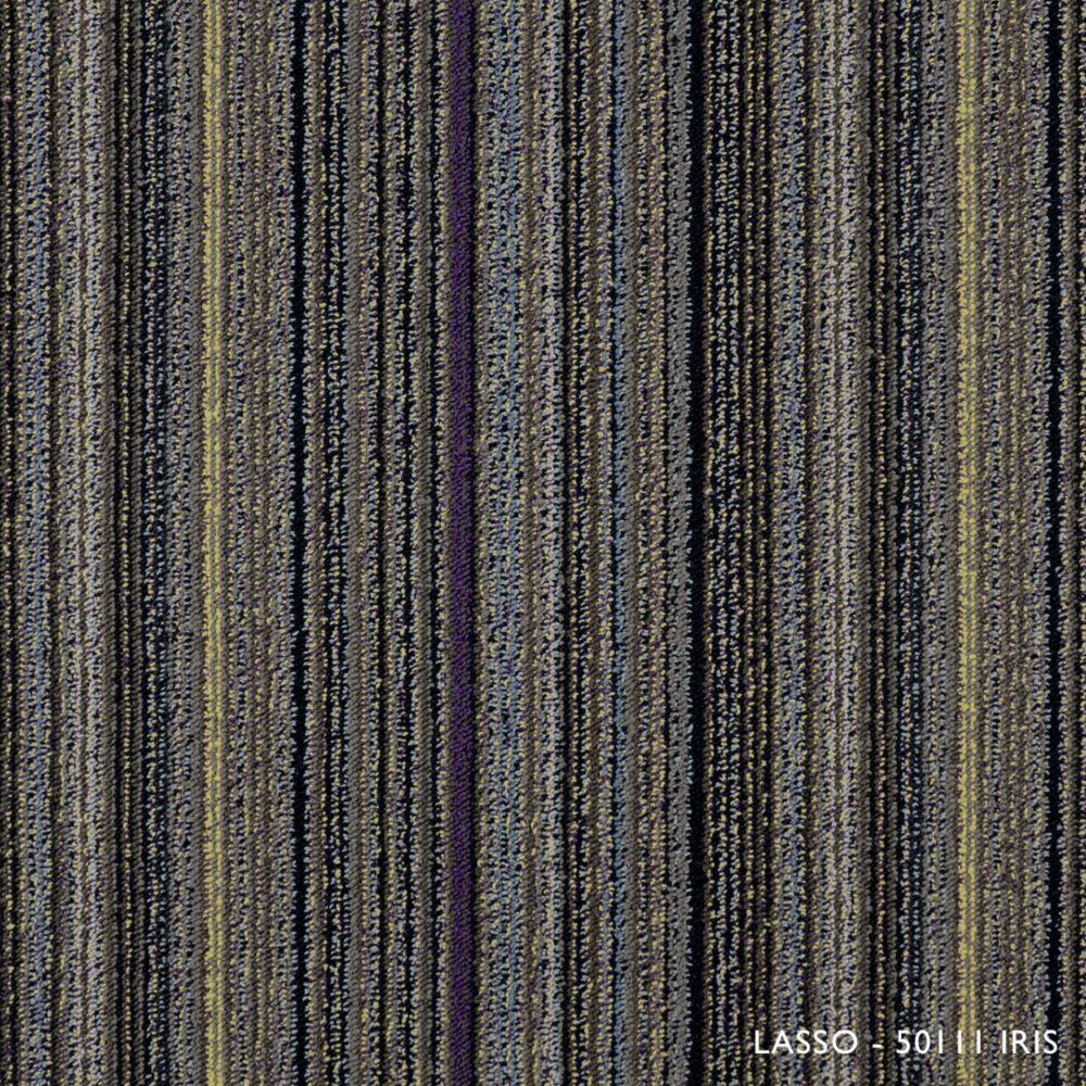 Astella Lasso Iris Modular Carpet Tile (21.53 sq. ft. /case)