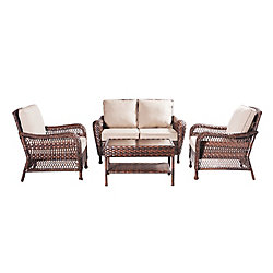Li & Ming International Cayman 4-Piece Conversation Set