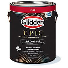 EPIC Interior Latex Flat Medium 3.43L-82108