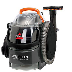 Bissell SpotClean  Professional Portable Handheld Deep Cleaner for Carpets, Stairs and Upholstery