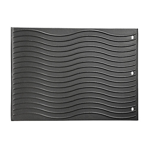 Cast Iron Reversible Griddle For Rogue 425 Series BBQ