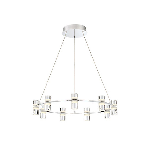 Netto LED Small Ring Chandelier - 33724-010
