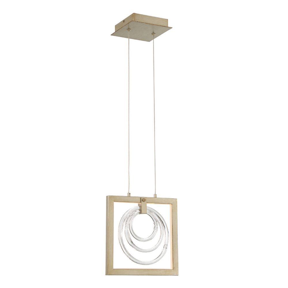 Eurofase Corinna Glass Rings LED Pendant - 34054-017