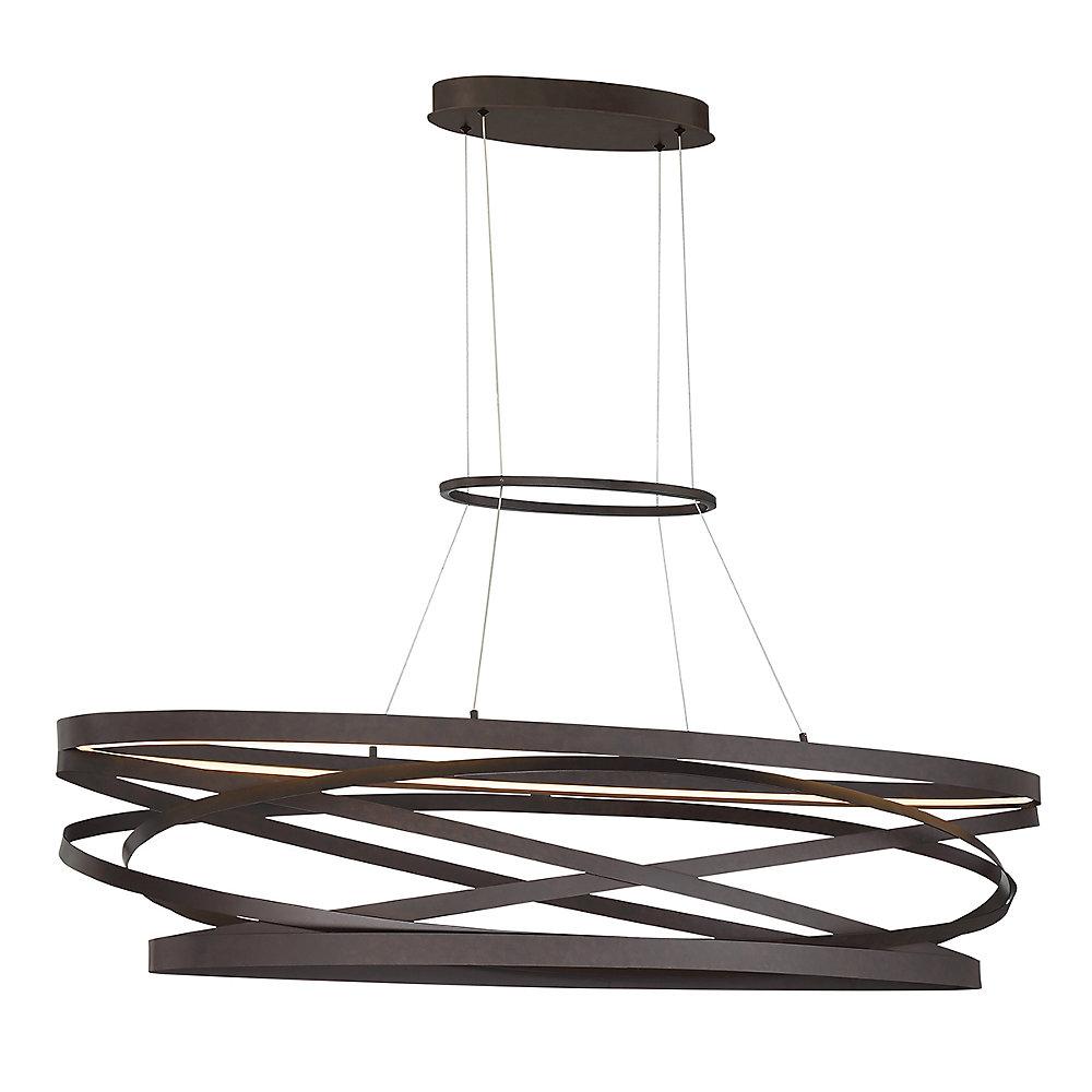 Avita LED Large Oval Chandelier - 34064-016