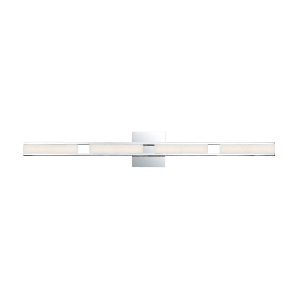 Eurofase Fanton 4-Light LED Wall Sconce - 34108-017