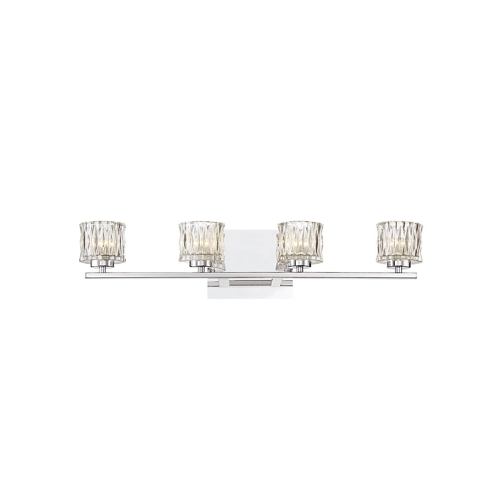 Guelph LED 4-Light Vanity Light - 34161-012