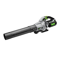 580 CFM Variable-Speed 56V Li-Ion Cordless Leaf Blower with 5.0 Ah Battery and 210W Charger