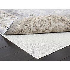 Ultra White 2 ft. x 14 ft. Non-Slip Surface Rug Pad