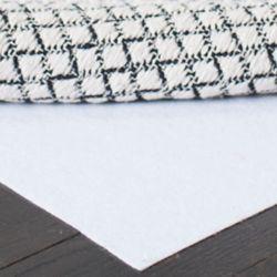 Safavieh Hold White 3 ft. x 5 ft. Non-Slip Surface Rug Pad (Set of 2)
