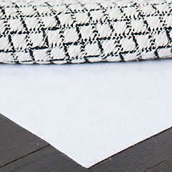 Safavieh Hold White 6 ft. x 9 ft. Non-Slip Surface Rug Pad