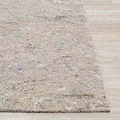 Dura Grey 8 ft. x 11 ft. Non-Slip Surface Rug Pad