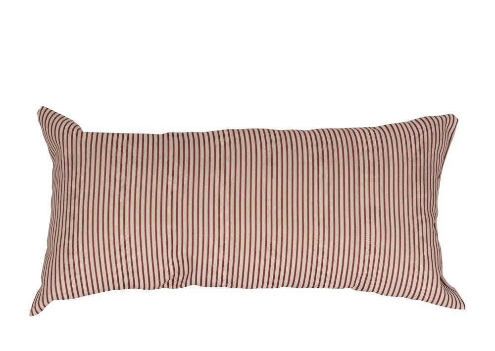 cee997cae9711d LJ Home Fashions Striped Rectangular Throw Cushion