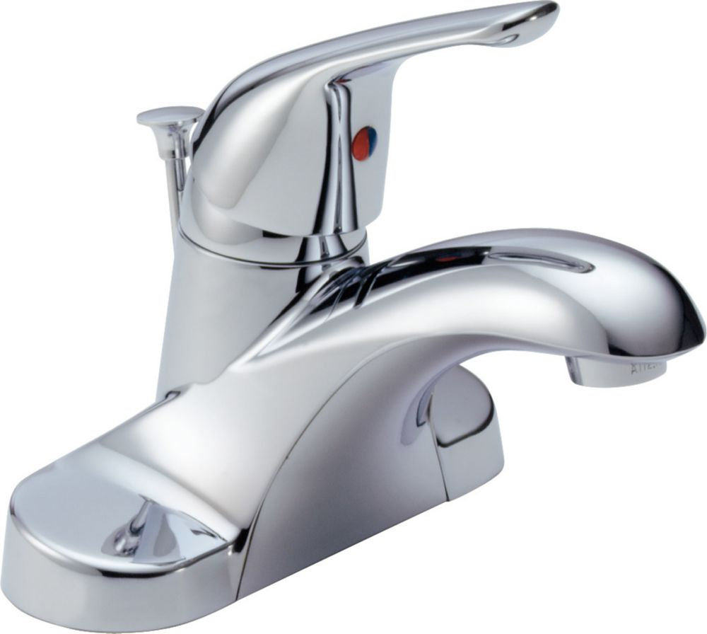 Peerless Single Handle Lavatory Deck-Mount Faucet in Chrome P88620LF