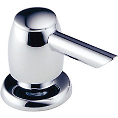 Soap Dispenser, Chrome
