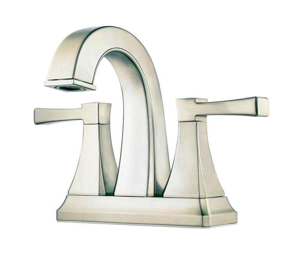 Pfister Halifax 2 Handle Bathroom Faucet in Brushed Nickel