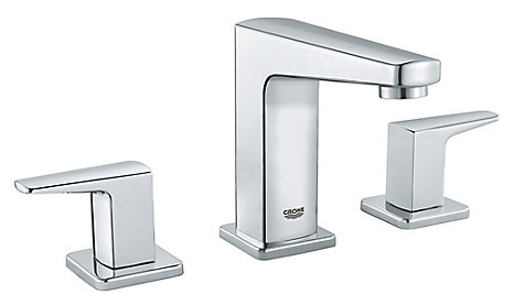 GROHE Tallinn 8-inch Widespread Two-Handle Bathroom Faucet in ...