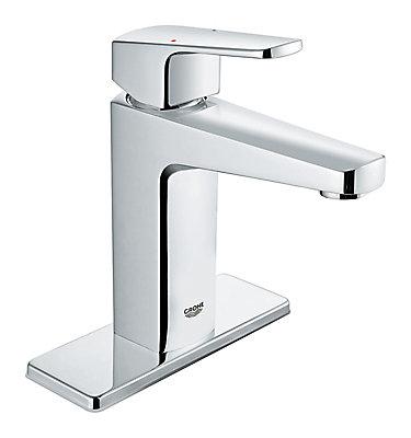 GROHE Tallinn 4-inch Centerset Single-Handle Bathroom Faucet in ...
