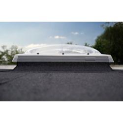 VELUX Puits de lumière fixe pour toit plat pour ouverture brute 35 7/16 po x 35 7/16 po
