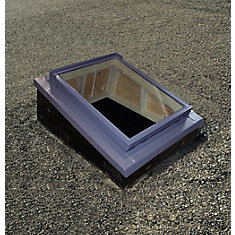 Low Slope Counter Flashing for C series Skylight