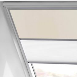 VELUX Solin à gradin pour puits de lumière à monter sur cadre - cadre extérieur de 25 1/2 po x 73 1/2 po