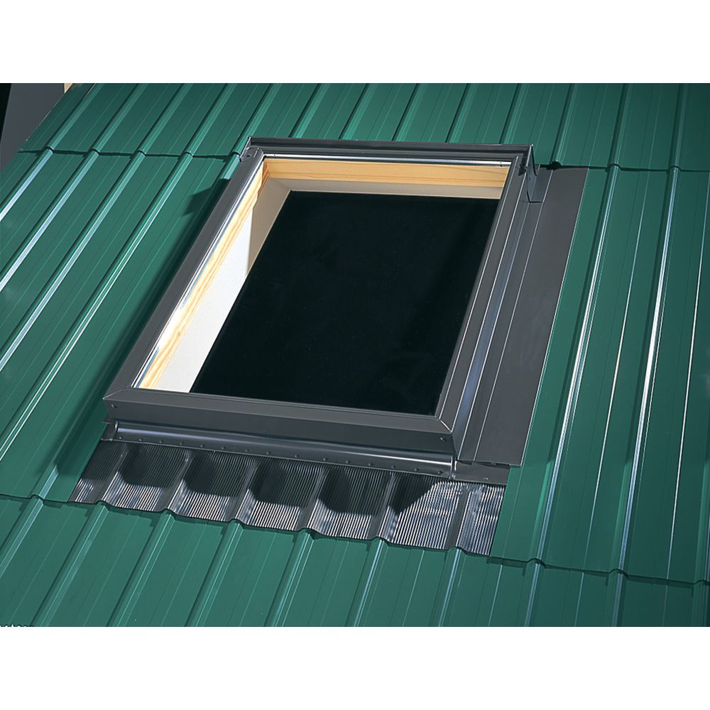 Velux Engineered Metal Roof Flashing For Deck Mount