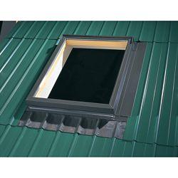 VELUX Solin pour toiture métallique pour puits de lumière avec cadre intégré - taille D26