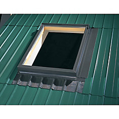 Engineered Metal roof flashing for Deck Mount Skylight size S01